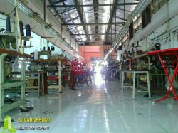 โรงงานพร้อมกิจการ ถนนร่มเกล้า มีนบุรี
