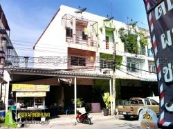 อาคารพาณิชย์ 35.5 ตร.ว. สุภาวัลย์ ถนนหทัยราษฎร์ มีนบุรี