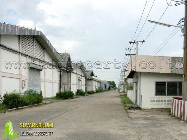 โรงงานนวนคร พหลโยธิน ปทุมธานี